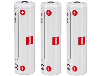 Zhiyun baterías 18650