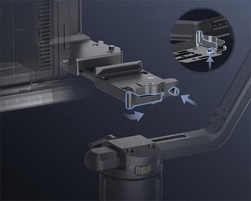 Zhiyun Crane 2S FlexMount
