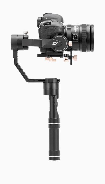 Estabilizador para cámaras réflex