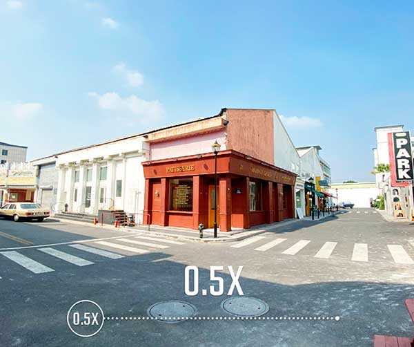 Zhiyun Smooth Q3 - Wide Zoom